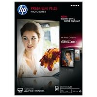 HP Premium Plus High-gloss Photo x 297 mm borderless
