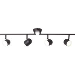 Brilliant Gretchen G82432/06 LED-Deckenleuchte Schwarz (matt) 4.2W