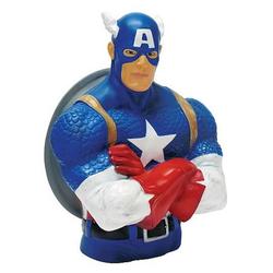 MARVEL Spardose Marvel Captain America Bust Bank (Spardose) Neu