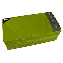 250 PAPSTAR Servietten olivgrün