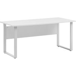Schildmeyer Schreibtisch Serie 1500 grau
