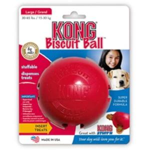 KONG Biscuit Ball | Hundespielzeug