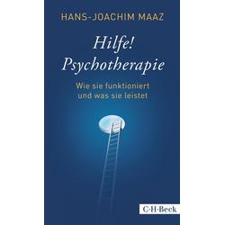 Hilfe! Psychotherapie: eBook von Hans-Joachim Maaz