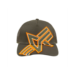 Alpha Industries Trucker Cap Trucker Cross Cap