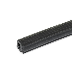 Ganter Kantenschutz-Dichtprofile GN 2180-NBR-205-A-20 2180-NBR-205-A-20