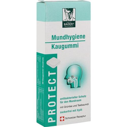 BADERS Protect Gum Mundhygiene 20 St.