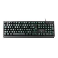 LC-POWER Beleuchtete LED-Tastatur DE (LC-KEY-4B-LED)