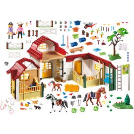 Playmobil Country Großer Reiterhof (6926)