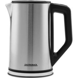 Gastroback Wasserkocher 42436, 1,5 l, 2200 W