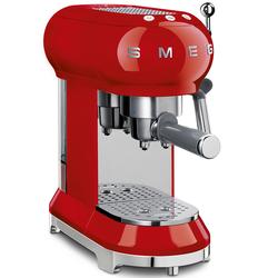 SMEG Siebträger 50`Retro Style ECF01RDEU Rot