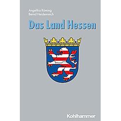 Das Land Hessen - Buch