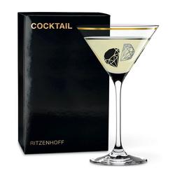Ritzenhoff Cocktailglas Next Cocktail Design Paul Garland, Kristallglas