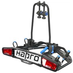Hapro Atlas 2 Premium Blue E-bike Fahrradträger 2er neues Modell 32102