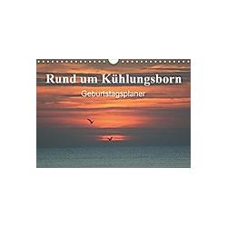 Rund um Kühlungsborn (Wandkalender 2021 DIN A4 quer)