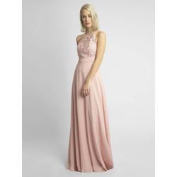 Apart Abendkleid im Empire Stil rosa 36