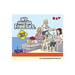 Wir sind die Freeses - Selfie First!  3 Audio-CDs - Hörbuch