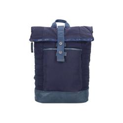Rucksack, Polyethylen blau