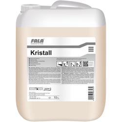 FALA Kristall Fußbodenbeschichtung, Acrylatgrundierung für den Fußboden, 10 l - Kanister