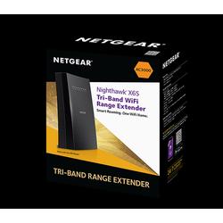 NETGEAR Nighthawk® Tri-Band-WLAN-Repeater X6S EX8000 schwarz
