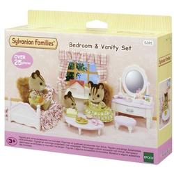 Sylvanian Families Schlafzimmer & Schminktisch-Set 5285