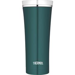 THERMOS Thermobecher SIPP (1-tlg), Edelstahl, 360° Trinken grün