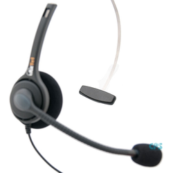 AxTel M-2 Comfort mono NC Wideband Headset AXH-M2M
