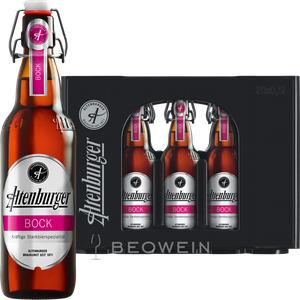 Altenburger Bock 20x0,5 l