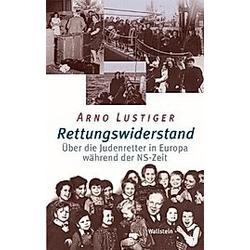 Rettungswiderstand. Arno Lustiger  - Buch