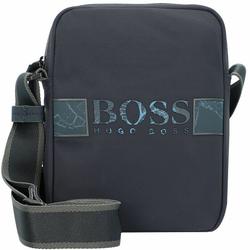 Boss Pixel Umhängetasche 18 cm dark blue