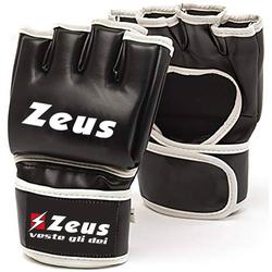 Zeus Herren MMA Kampfsport Handschuhe - S/M