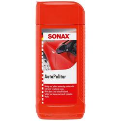 SONAX Autopflege Politur, 0,5 l rot