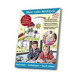 Mein toller Malblock 2 - Buch