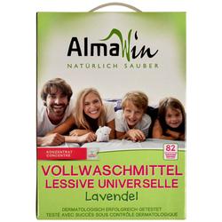 ALMAWIN Vollwaschmittel 6 x 4,6 kg