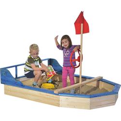 Sandkasten Piratenboot, 1,6