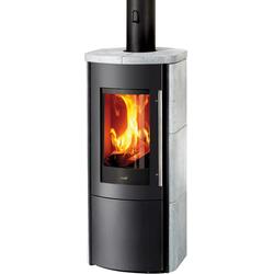 Kaminofen »Lova ECOplus«, Stahl, 6 kW, Dauerbrand, ext. Luftzufuhr, Kaminöfen, 322938-0 grau grau