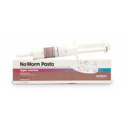 No Worm Pasta tegen wormen hond en kat  2 x 25 ml