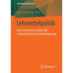 Lehrmittelpolitik: Buch von