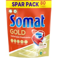 Somat Gold Multiaktiv Geschirr-Reiniger, 80 Tabs