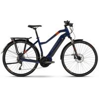 Haibike Sduro Trekking 5.0 28 Zoll RH 52 cm Damen blue/orange/titan 2020