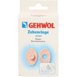 GEHWOL Zehenringe oval 9 St