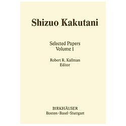 Shizuo Kakutani. S. Kakutani  - Buch