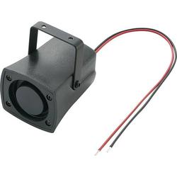KEPO KPS-G4510-K619 Piezo-Signalgeber Geräusch-Entwicklung: 105 dB Spannung: 12V Sirenenton 1St.