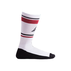 Socken STINKY - Wings White-Red (WHITE/RED)