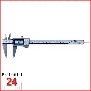 Digital Messschieber IP67 Mitutoyo 200 mm ABSOLUTE Digimatic 500-707-20 alt: 500-707-11 Datenausgang: nein Tiefenmaß: flach Aktionspreis gültig bis 31.01.2021