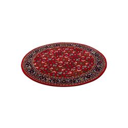 Orientteppich Natur Orientteppich Royal Herati Rund, Pergamon, Rund, Höhe 12 mm 150 cm x 150 cm x 12 mm