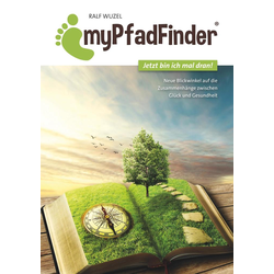 MyPfadFinder als Buch von Ralf Wuzel