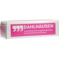 P J Dahlhausen & Co GmbH Vinyl-Handschuhe ungepudert Gr. XS