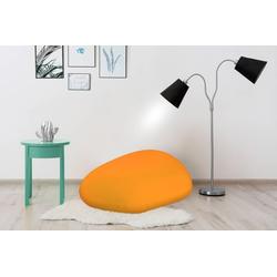 Kayoom Sitzsack Jump, (1 Stück) orange 78 cm x 101 cm x 50 cm