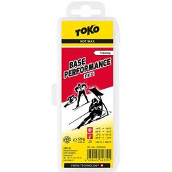 Toko Base Performance Hot Wax Skiwachs red