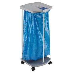 Hailo ProfiLine WS, Uno Müllsackständer 120,0 l grau
